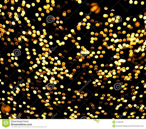 and gold lights yellow gold orange lights background wallpaper stock