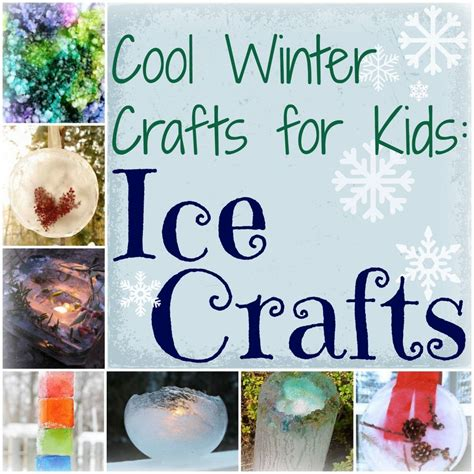seasonal crafts for cool winter crafts for 10 crafts
