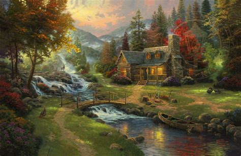 bob ross painting wallpaper 1920x1080 mountain paradise limited edition the