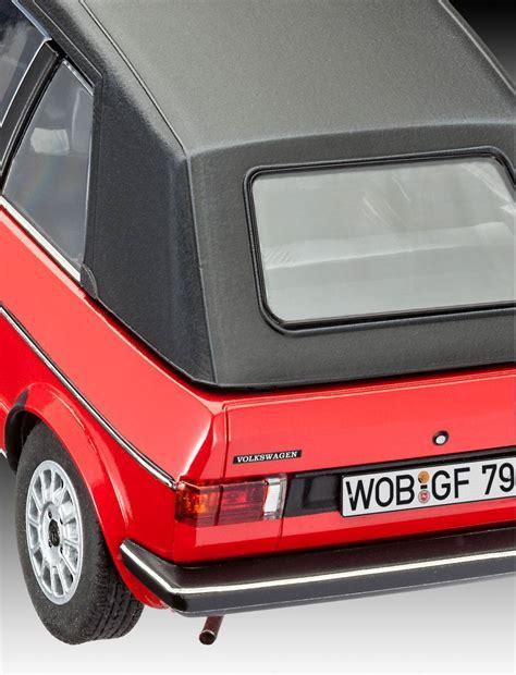 vw golf 1 cabriolet revell modelisme www fxmodelrc