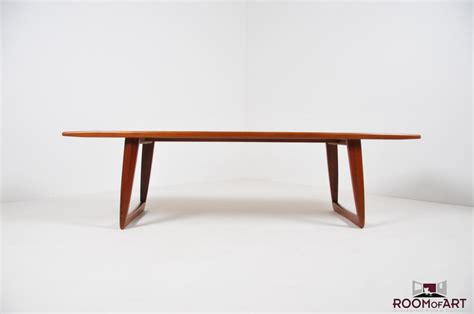 Danish Coffee Table in Teak : Room of Art