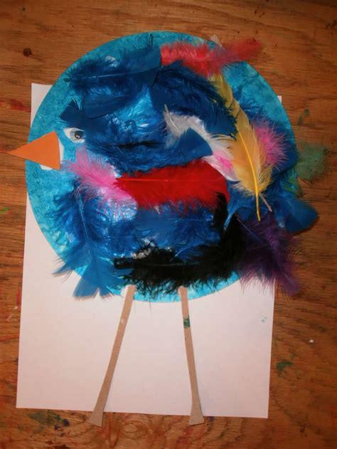 parrot paper plate craft paper plate bird craft bird craft