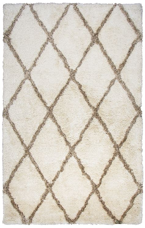 area rug patterns commons pattern area rug in ivory brown 8 x 10