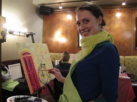 paint groupon ottawa web exclusive paint nite brings rookie artists friends