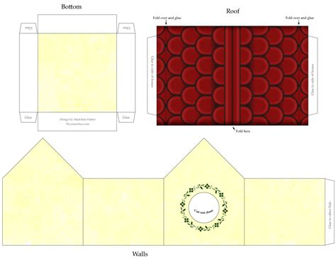 crafts templates free printable craft template birdhouse with siding