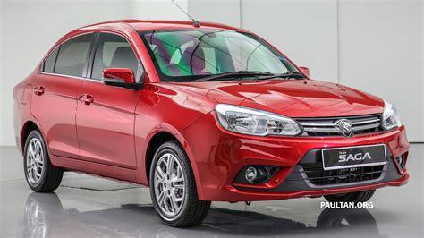Proton Saga by 2016 Proton Saga 1 3l Launched Rm37k To Rm46k Image 554463