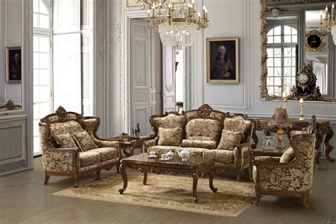 Acme Furniture Dining Room Set traditional sofa set formal living room furniture mchd839