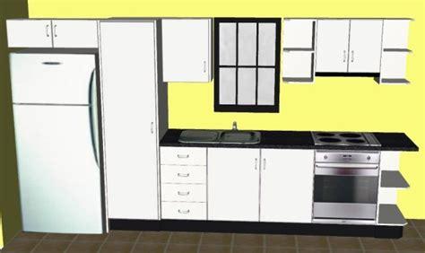 line kitchen designs planning your single line kitchen