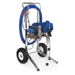 graco paint sprayers home depot graco pro 270es airless paint sprayer discontinued 262864
