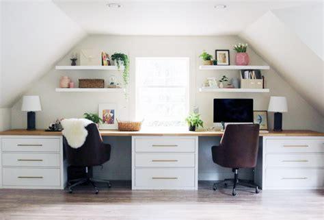 ikea malm desk hack ikea reception desk hack malm desk and billy bookcase as