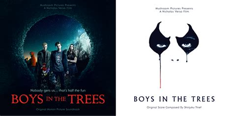 in the boys in the trees soundtrack original score out 21