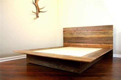 minimal bed frame minimal bed frame tate upholstered bed crate and barrel