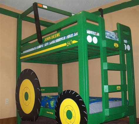 tractor bunk bed plans shaun s tractor bunk bed
