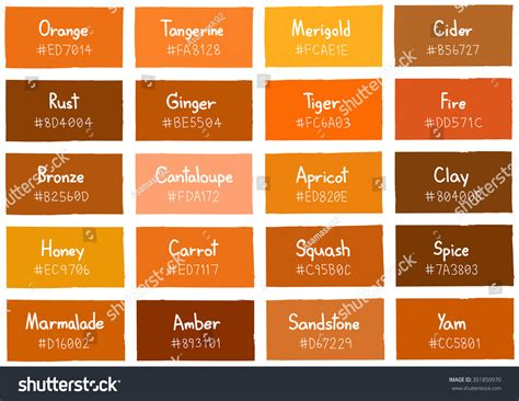 home depot paint colors orange orange paint color chart pictures to pin on