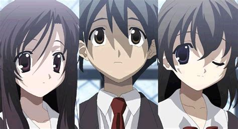 school days 3 el de al lado anime school days bizarro de