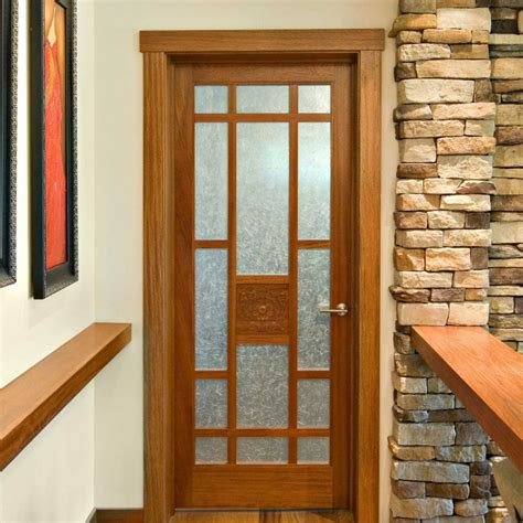 wooden doors with glass panels wooden glass door hpd477 glass panel doors al
