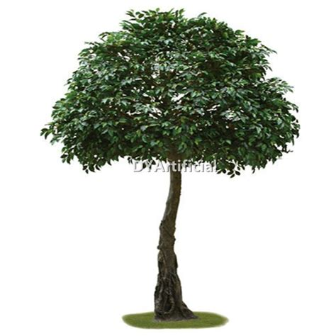outdoor artificial tree customized artificial outdoor ficus tree with swing dongyi