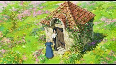 Der Geheime Garten Zeichentrick by Howl S Moving Castle Wordsofconfession