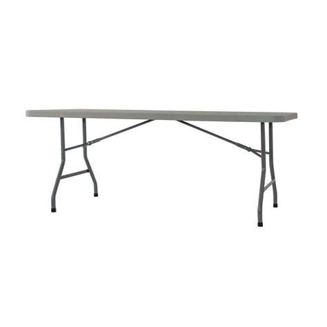 table pliante en plastique max 180 4 pieds tables chaises et tabourets