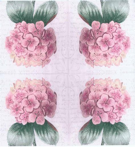 purple decoupage paper decoupage paper napkins of purple hydrangeas chiarotino