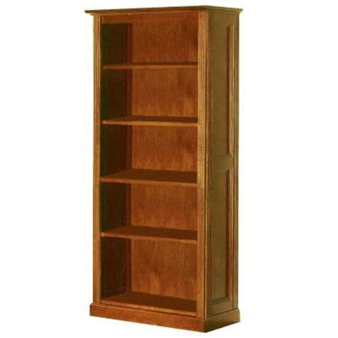 bookshelves home depot home decorators collection hamilton 6 shelf wide bookcase