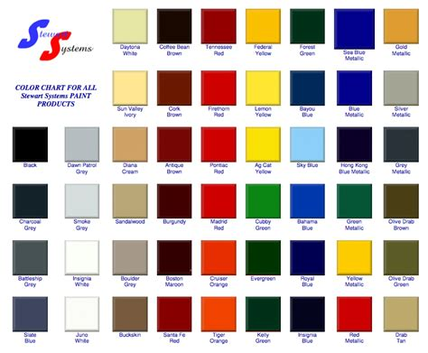paint colors kwal kwal interior paint color chart ideas 1000 ideas about