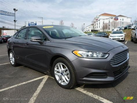 2014 Ford Fusion Interior by 2014 Sterling Gray Ford Fusion Se 102966226 Gtcarlot