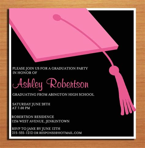 make your own graduation cards top 13 graduation invitation cards you must see