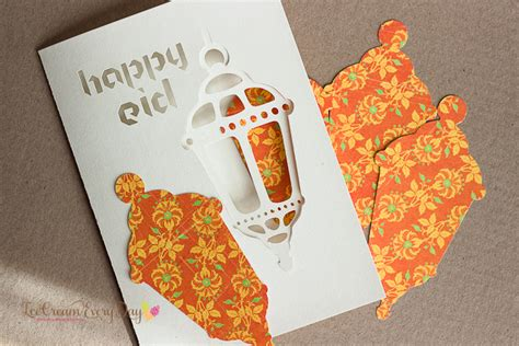 how to make eid cards at home diy awesome eid cards you can make at home