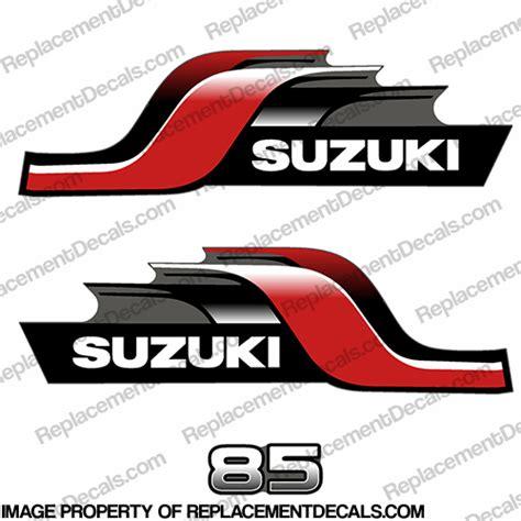 Suzuki Decals by Suzuki Stickers Gallery