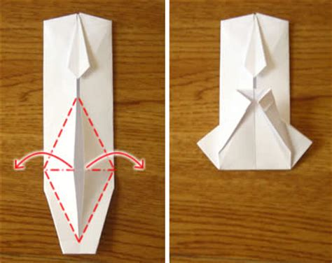 how to make an origami tie money origami shirt and tie folding