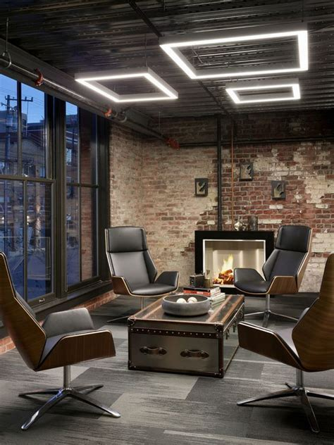 best 25 industrial office design ideas on