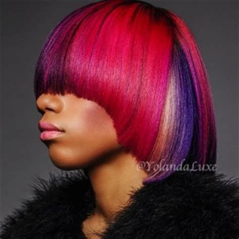 multie colored bob hair styles a look back at the best hairstyles for black women in 2014