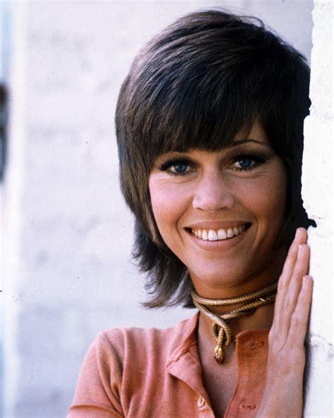 much is 1970s shag haircuts klute jane fonda 8x10 photo ebay