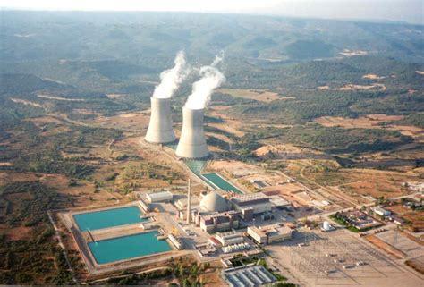 central de actitud segura 187 recarga 2015 de la central nuclear de trillo