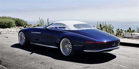Mercedes Concept Car by Mercedes Maybach 6 Cabriolet Concept The Study Of A 6