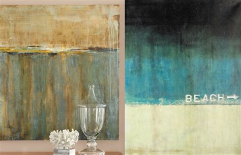 how to distress acrylic paint on canvas glazed distressed paintings a tutorial