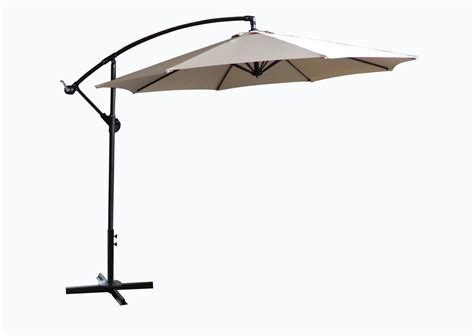 patio offset umbrella the home depot 10 ft offset patio umbrella the home