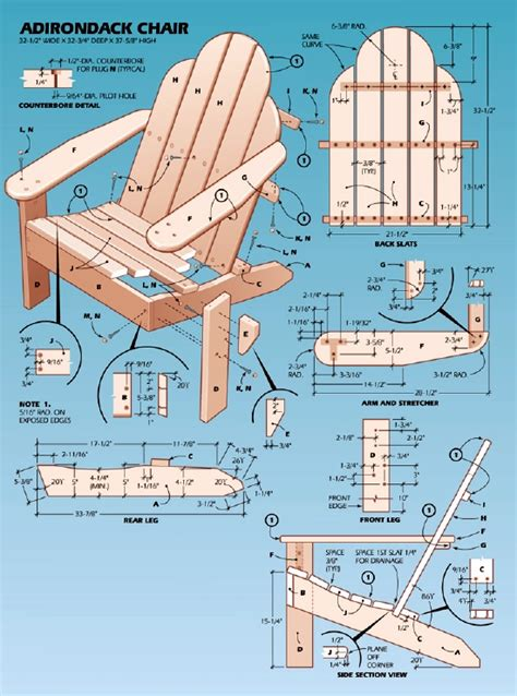 woodworking plans adirondack chairs pdf plans easy adirondack chair plan stain