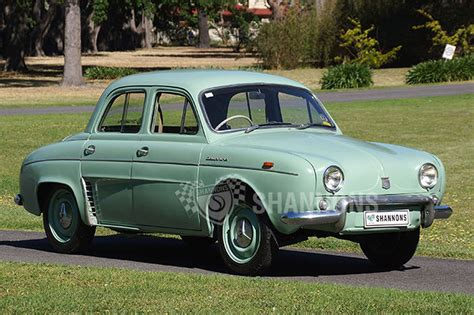 Renault Dauphine by 1961 Renault Dauphine Images