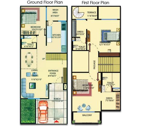 design house 20x50 28 images house plan 20x50 plan