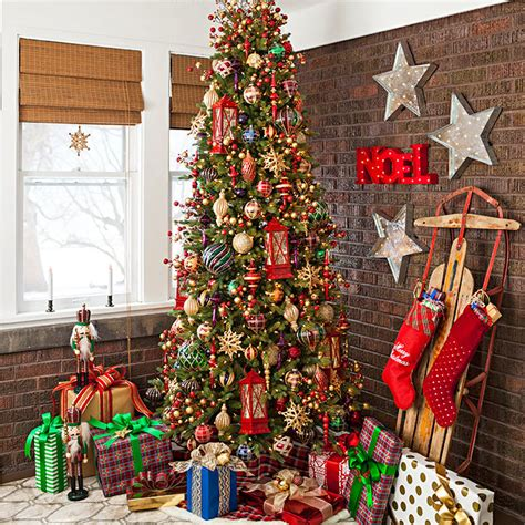 simple tree decorations tree decorating ideas