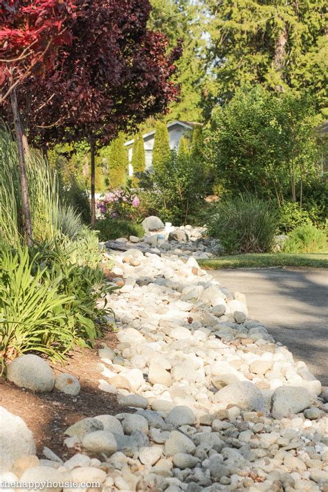 rock garden landscaping ideas landscaping with river rock river rock garden ideas