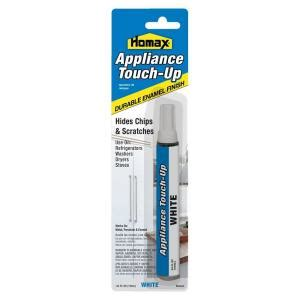 home depot touch up paint pen homax 0 34 oz appliance touch up white pen 5553 the