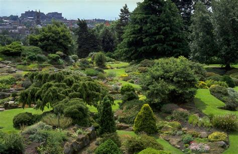 scottish rock garden royal botanic garden edinburgh visitscotland