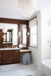 bathroom cabinets with makeup vanity new classic interior design ideas home bunch interior