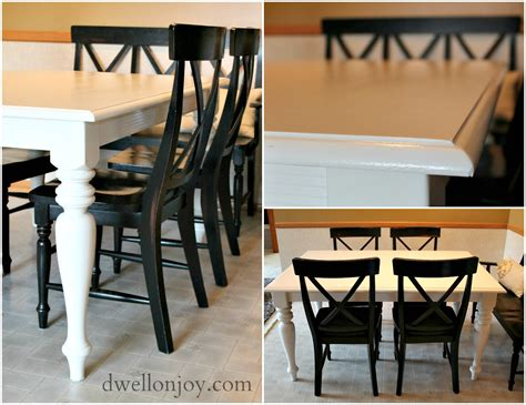 kitchen table refinishing ideas easy refinishing kitchen table ideas all about house design