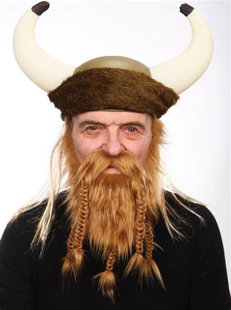 viking beard mustache high quality real size viking beard