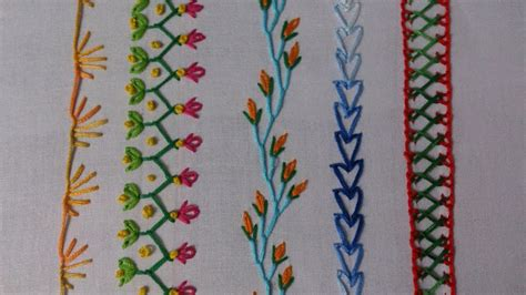 embroidery tutorial embroidery embroidery stitches tutorial for