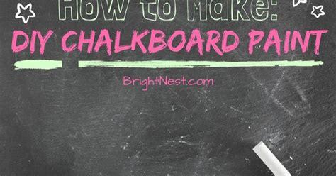 diy chalk paint grainy how to make diy chalkboard paint hometalk